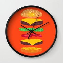 BURG Wall Clock