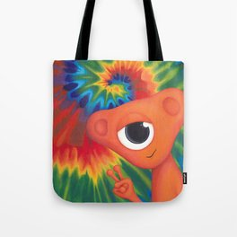 Tie Dye Persy Tote Bag