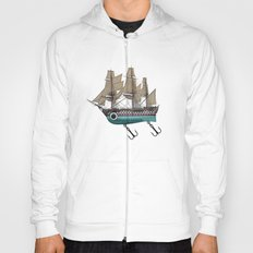 To catch a sea monster Hoody