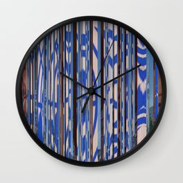 Who's Leicester Wall Clock