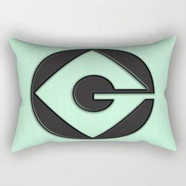 Gru Labs Logo Rectangular Pillow