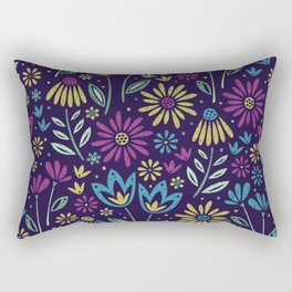 Bloomig Botanicals Rectangular Pillow