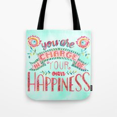 You are in Charge Tote Bag
