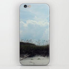 beach dunes iPhone Skin