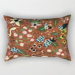 More Snakes Rectangular Pillow