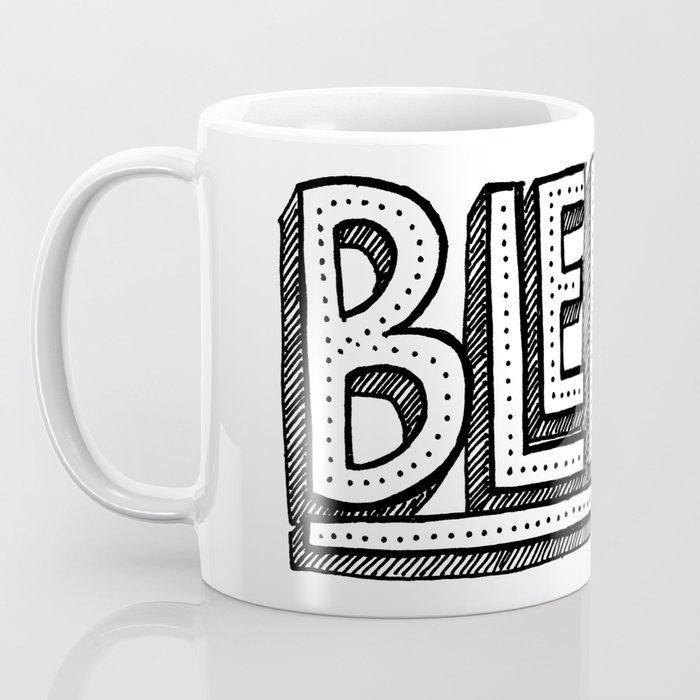 Blerg! Coffee Mug