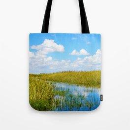 Florida Welands Tote Bag