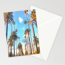 L.A. Morning Stationery Cards