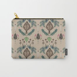 flounder  fish vintage dream Carry-All Pouch