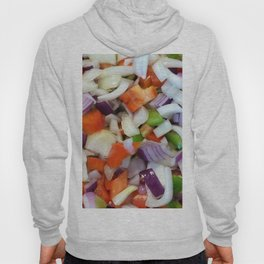 Onions and Bell Peppers Hoody