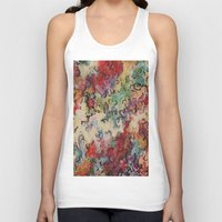 baroque Tank Tops featuring Baroque by Gertrude Steenbeek