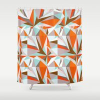 italian Shower Curtains featuring Italian Seaside by Norman Duenas
