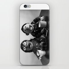 Modern Puppet Gothic iPhone & iPod Skin
