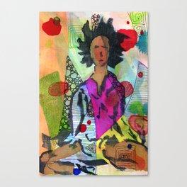 Shamata Canvas Print