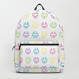 Colorful Frenchies Backpack