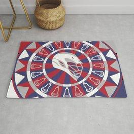 Lacrosse Shakey Dartboard Rug
