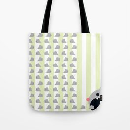 THE CAT & THE MICE Tote Bag