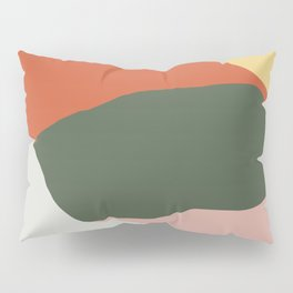 Mountains of Colors Pillow Sham