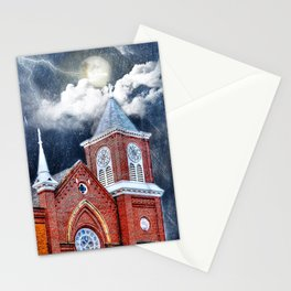 Faith and Fury Stationery Cards
