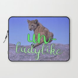 UNladylike, Thank You Very Much Laptop Sleeve