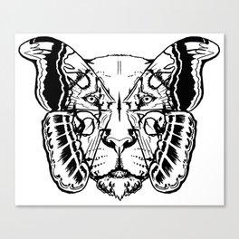 Leoidoproar Canvas Print