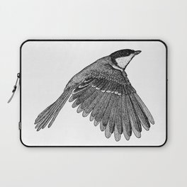 A Great tit named Titus Laptop Sleeve