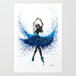 Bristol Dancer Art Print
