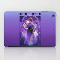 mucha iPad Cases featuring Mucha Taco by thetinytaco