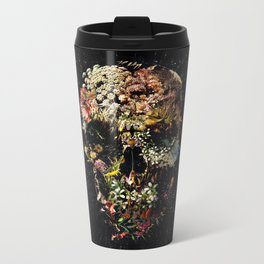 Smyrna Skull Metal Travel Mug