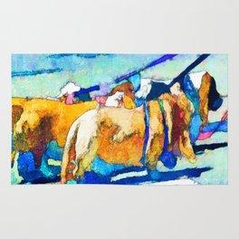 Florence Oregon - Dog Walker Rug