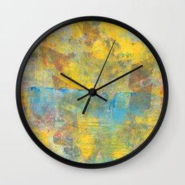 Modern style vintage method.  Wall Clock