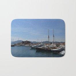 Marmaris Yachting Marina - Netsel Bath Mat