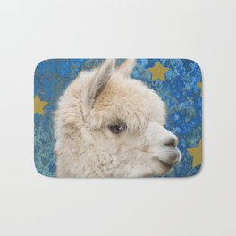 Alpaca Baby Bath Mat