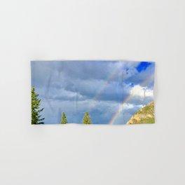 Canadian Rocky Rainbow Hand & Bath Towel