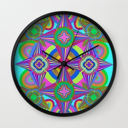 Dimensions Extreme Wall Clock
