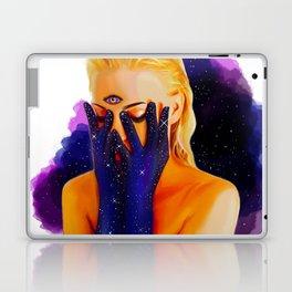 Divine Feminine 1 ( We Are The Cosmos ) Laptop & iPad Skin