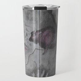 Traces and Remains Travel Mug