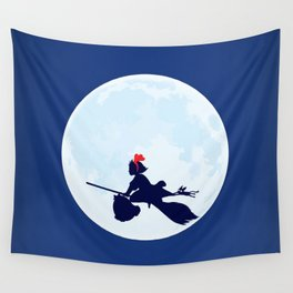 Kiki's Delivery Service Wall Tapestry