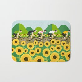 Le Tour I Bath Mat