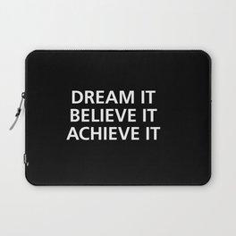 Motivational Laptop Sleeve