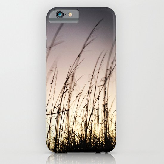 Sunset on Tybee iPhone & iPod Case