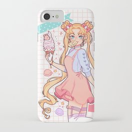 Sailor Moon sweets iPhone Case