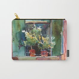 Italian Window 2 Carry-All Pouch
