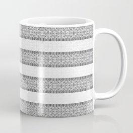 Prunus Classic Silver Coffee Mug