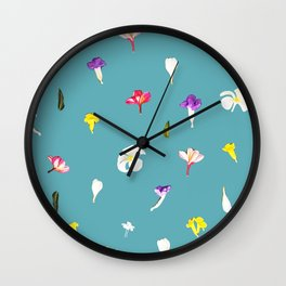 Hamam #society6 #decor #buyart Wall Clock