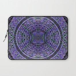 Zentangle Mandala Laptop Sleeve