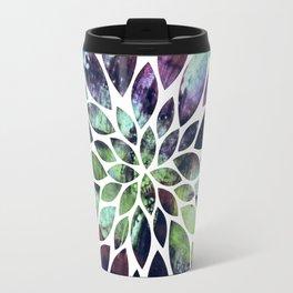 Flower Painting Travel Mug