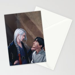 Dorian and Manon Stationery Cards