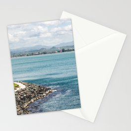 Island of Puerto Rico Stationery Cards