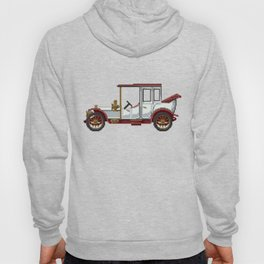 Antique car 3 Hoody